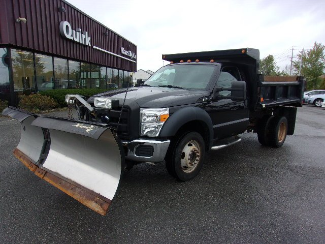 Pre-Owned 2015 Ford Super Duty F-450 DRW