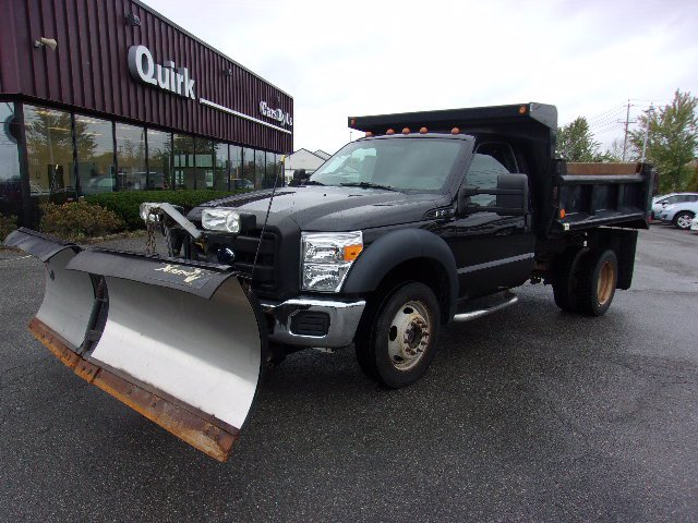 Pre-Owned 2015 Ford Super Duty F-450 DRW XL
