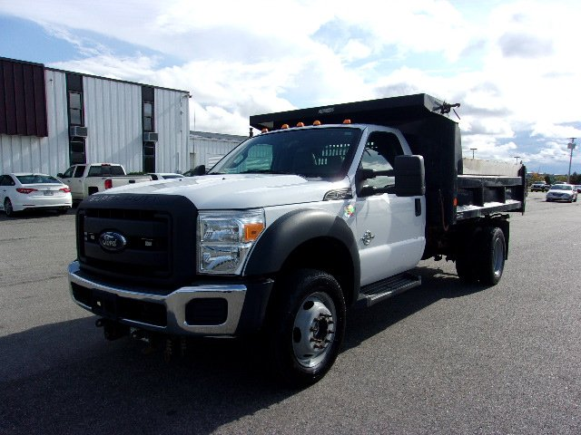 Pre-Owned 2012 Ford Super Duty F-550 DRW XL