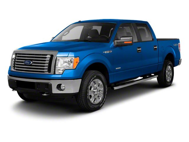 Pre-Owned 2011 Ford F-150