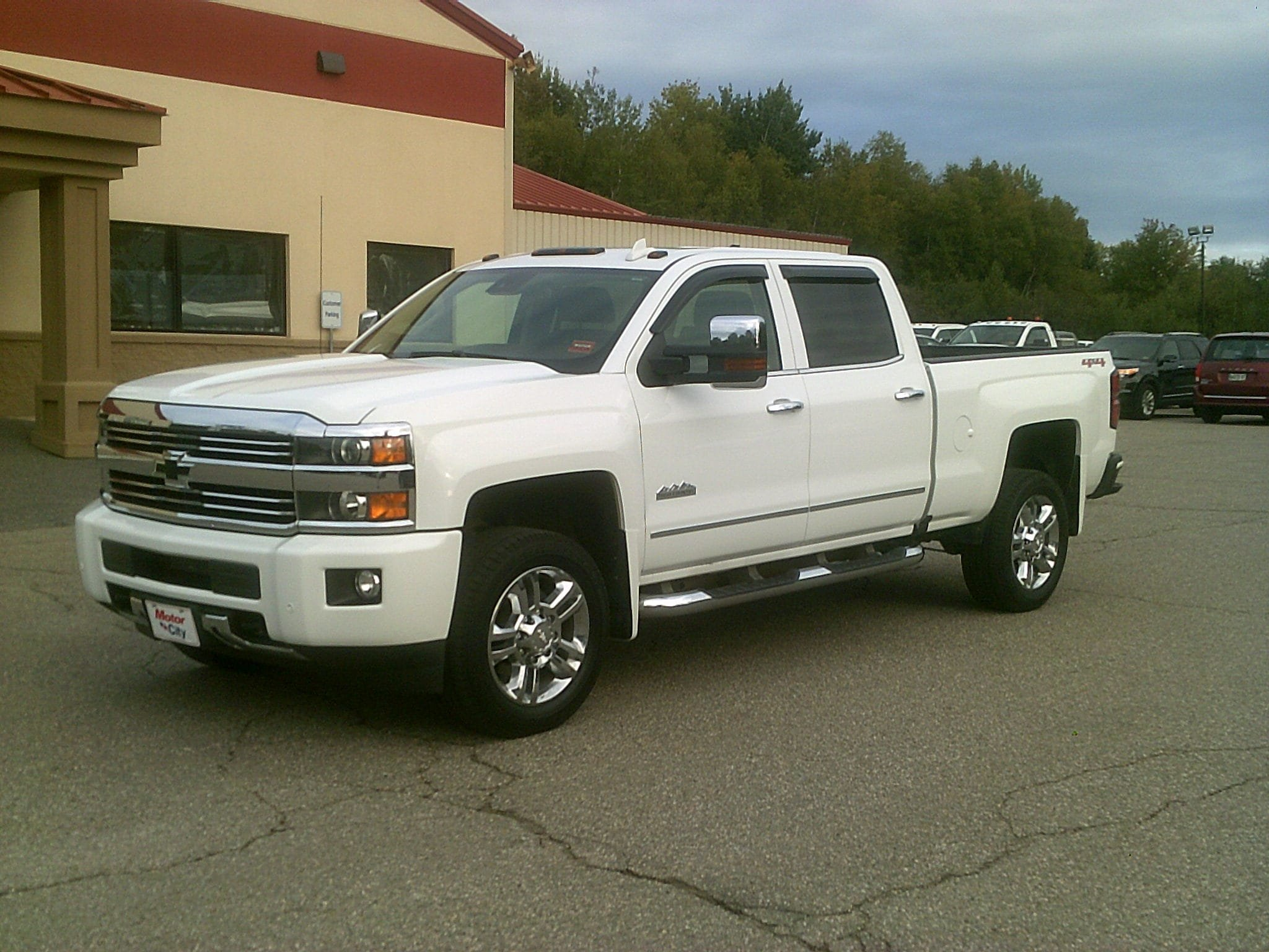 Pre Owned 2016 Chevrolet Silverado 2500hd High Country