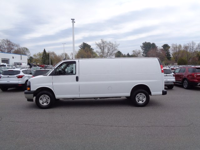 Pre-Owned 2020 Chevrolet Express Cargo Van VAN RWD 2500 155