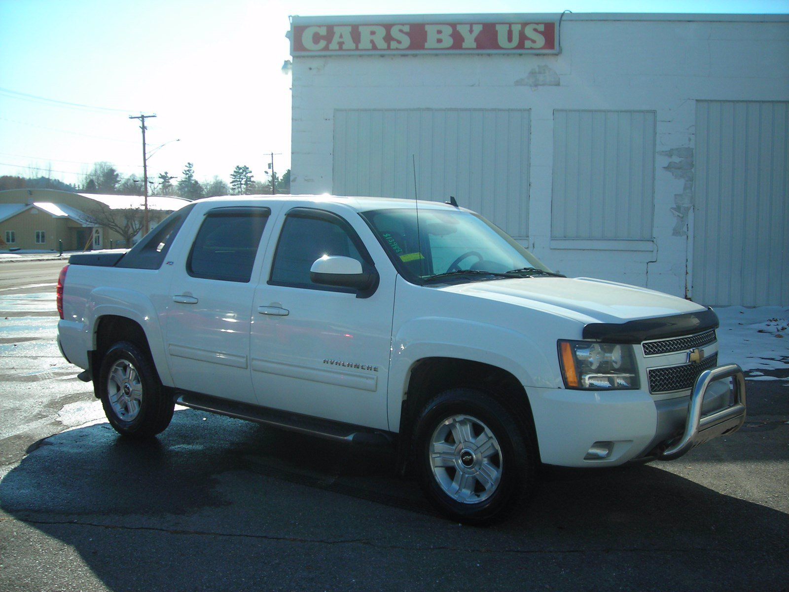 Pre-Owned 2010 Chevrolet Avalanche LT