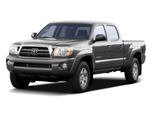 Pre-Owned 2009 Toyota Tacoma DBL CAB 4WD LB AT