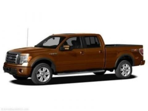 Pre-Owned 2011 Ford F-150 BASE