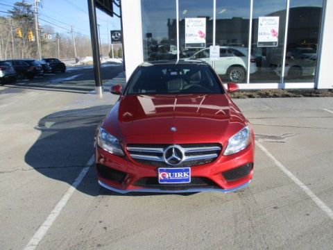 Pre-Owned 2016 Mercedes-Benz C 300 4MATIC