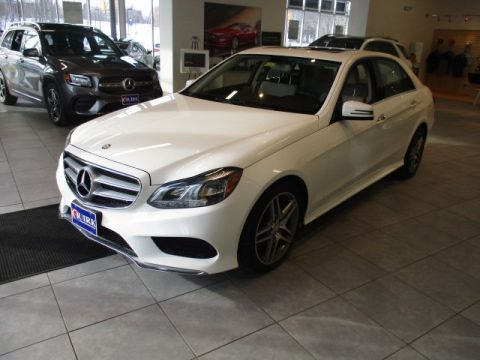 Pre-Owned 2015 Mercedes-Benz E 350 4MATIC